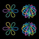 Glowsticks 100 stuks inclusief 20 glow bal of bloem connectors