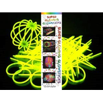Glowsticks geel