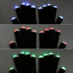 Led handschoenen
